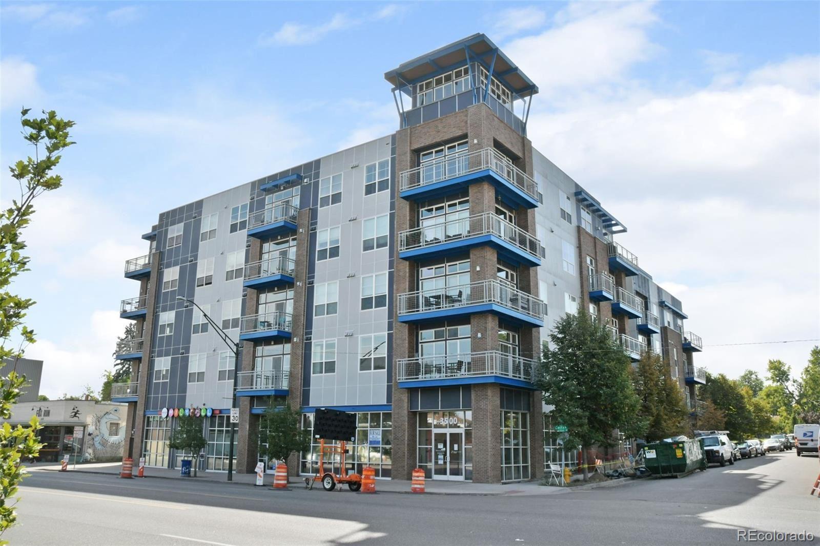 1488 Madison Street #406, Denver, CO 80206 - MLS#: 8189863