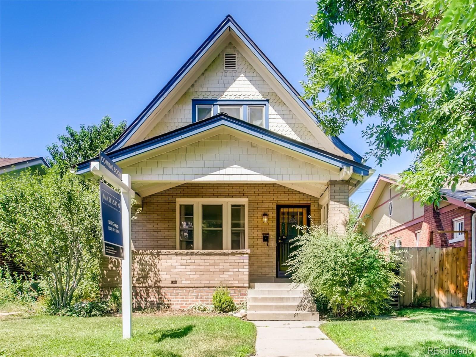 2531 Fairfax Street, Denver, CO 80207 - #: 8135864