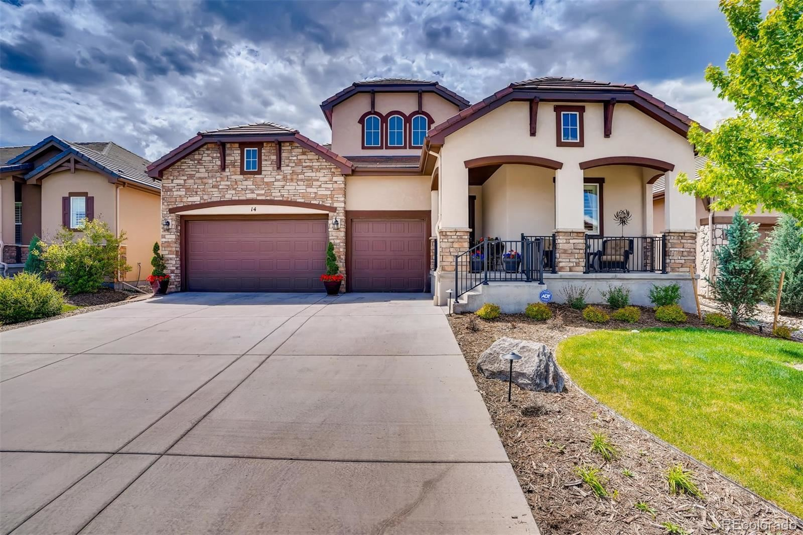 14  Willowcroft Drive, Littleton, CO 80123 - #: 7099865