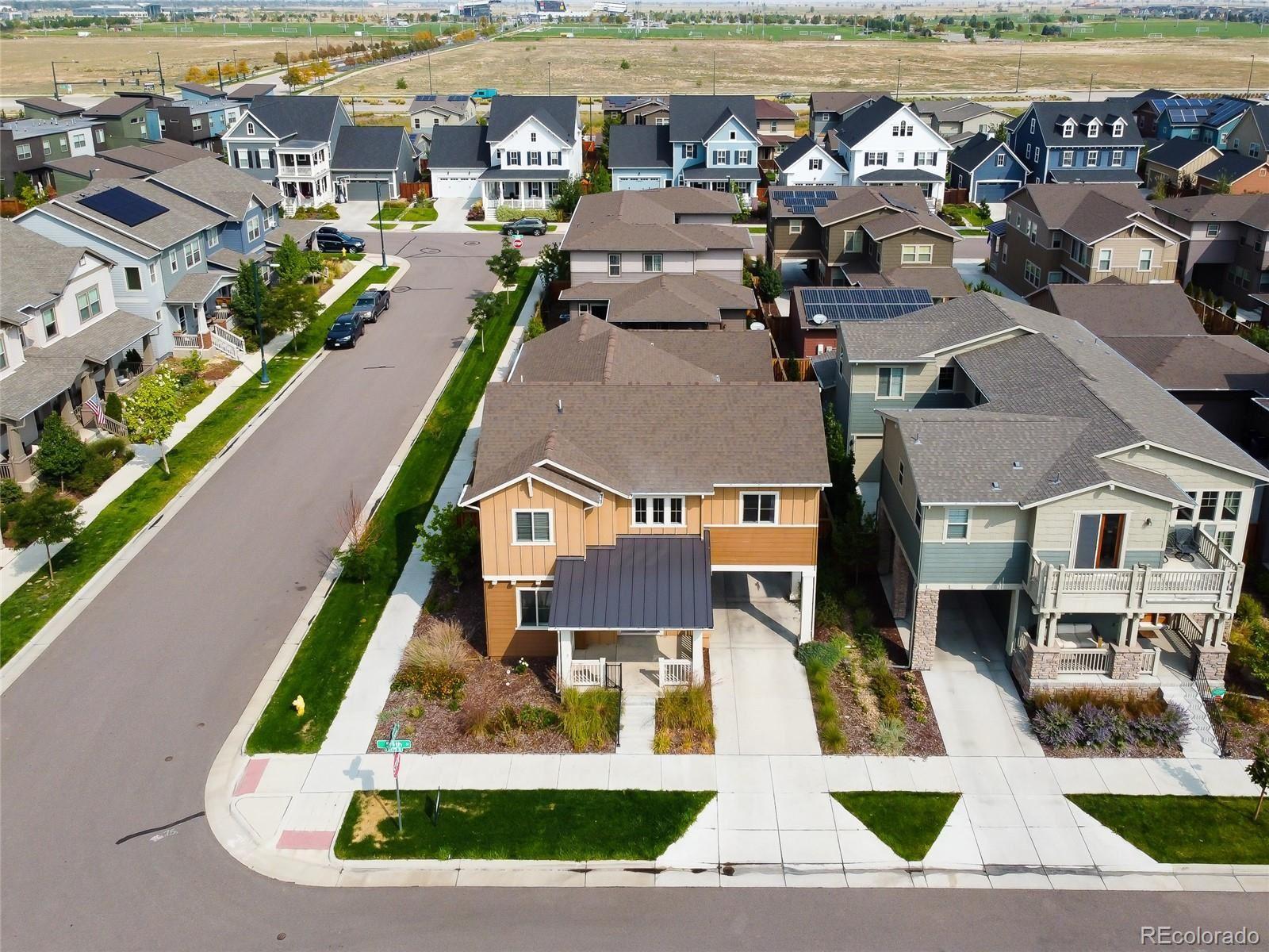 8401 E 54th Drive, Denver, CO 80238 - #: 8802865
