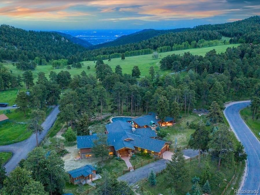 24628  Stanley Park Road, Evergreen, CO 80439 - #: 5888866