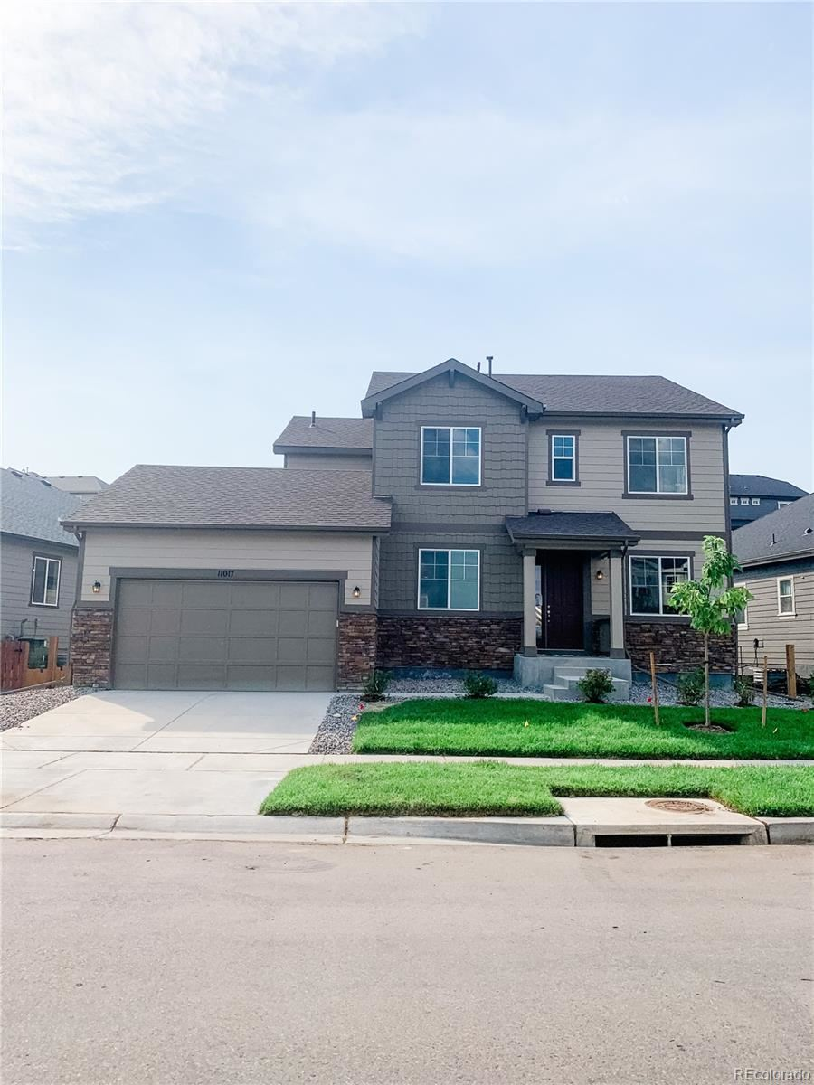 11017  Ledges Road, Parker, CO 80134 - #: 9307866