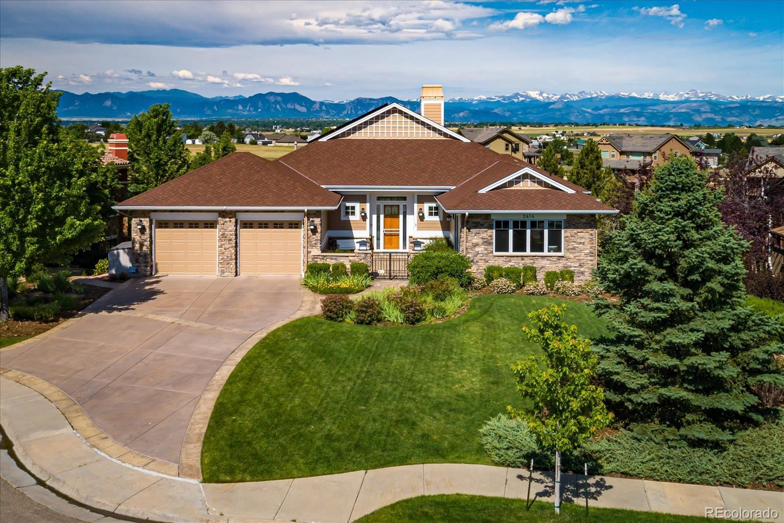 2414 Links Place, Erie, CO 80516 - #: 4813868