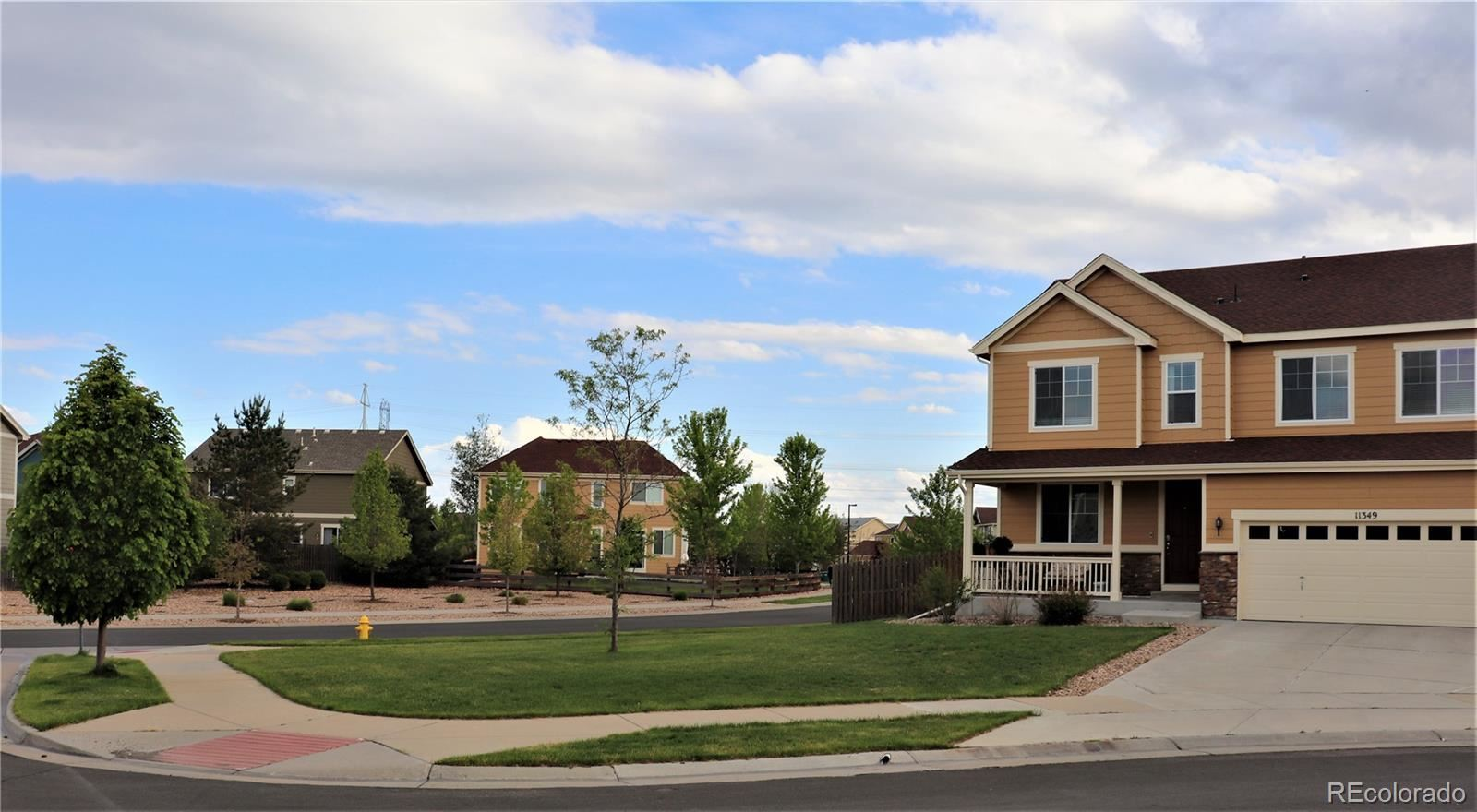 11349 S Cedar Gulch Lane, Parker, CO 80134 - #: 5862868