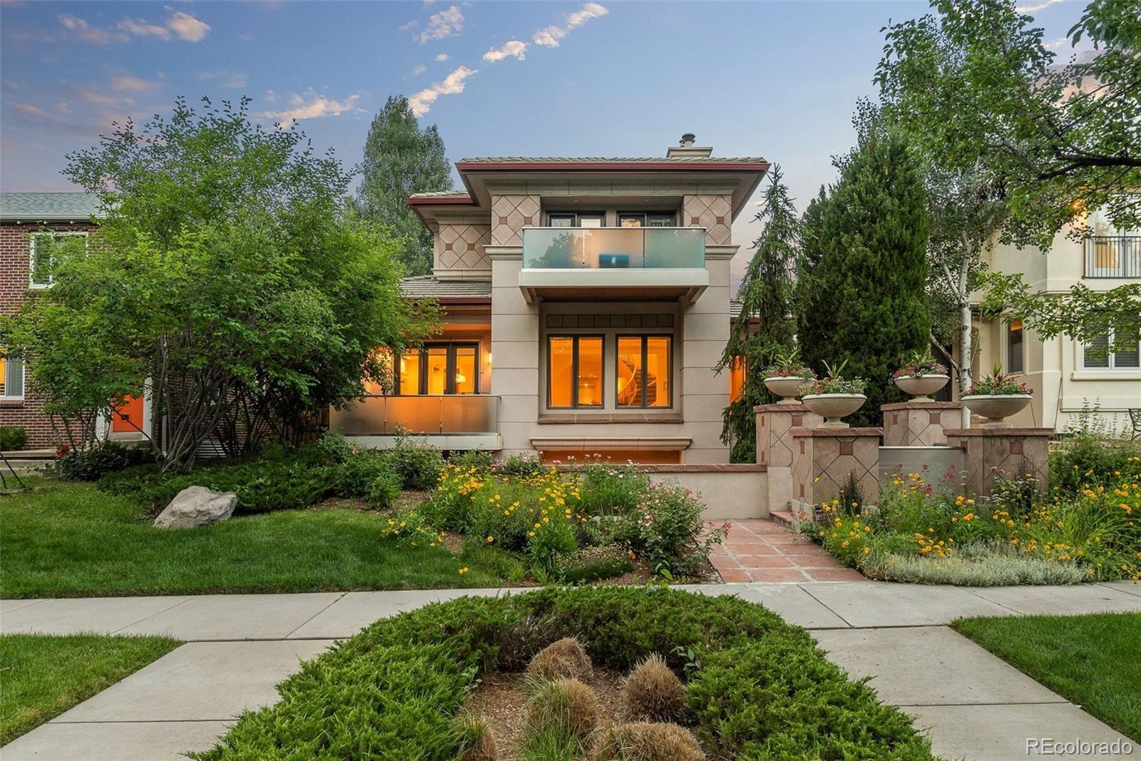 Photo of 366 Monroe Street, Denver, CO 80206 (MLS # 9717868)