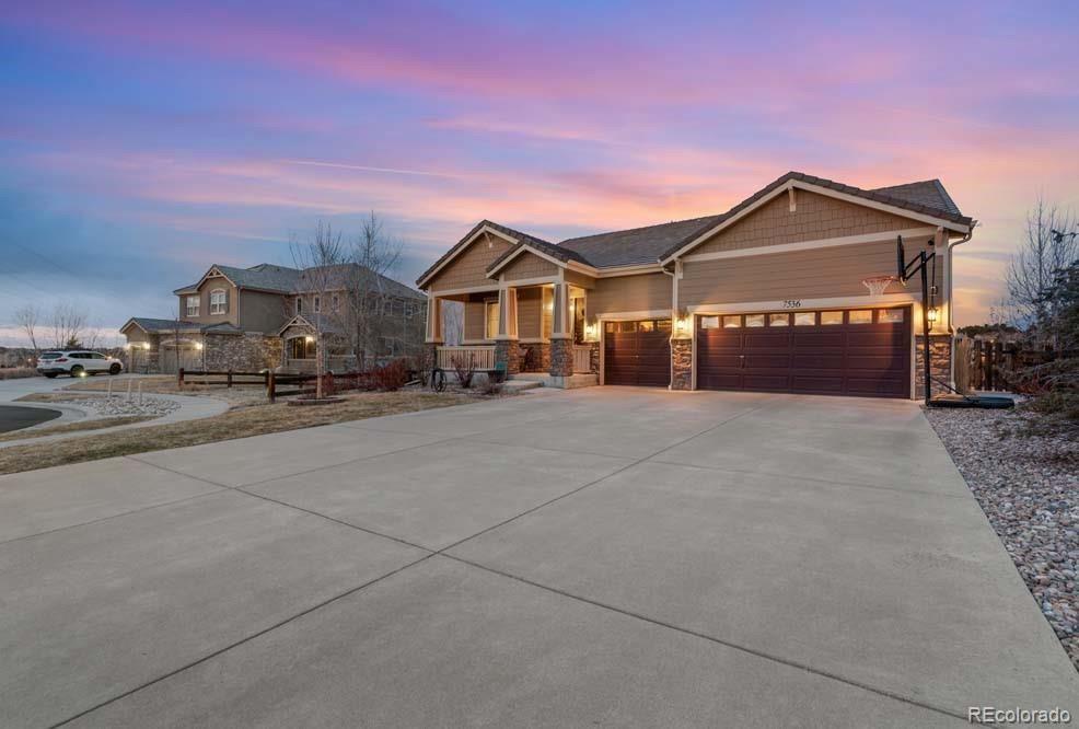 7536 S Elk Court, Aurora, CO 80016 - #: 2558869