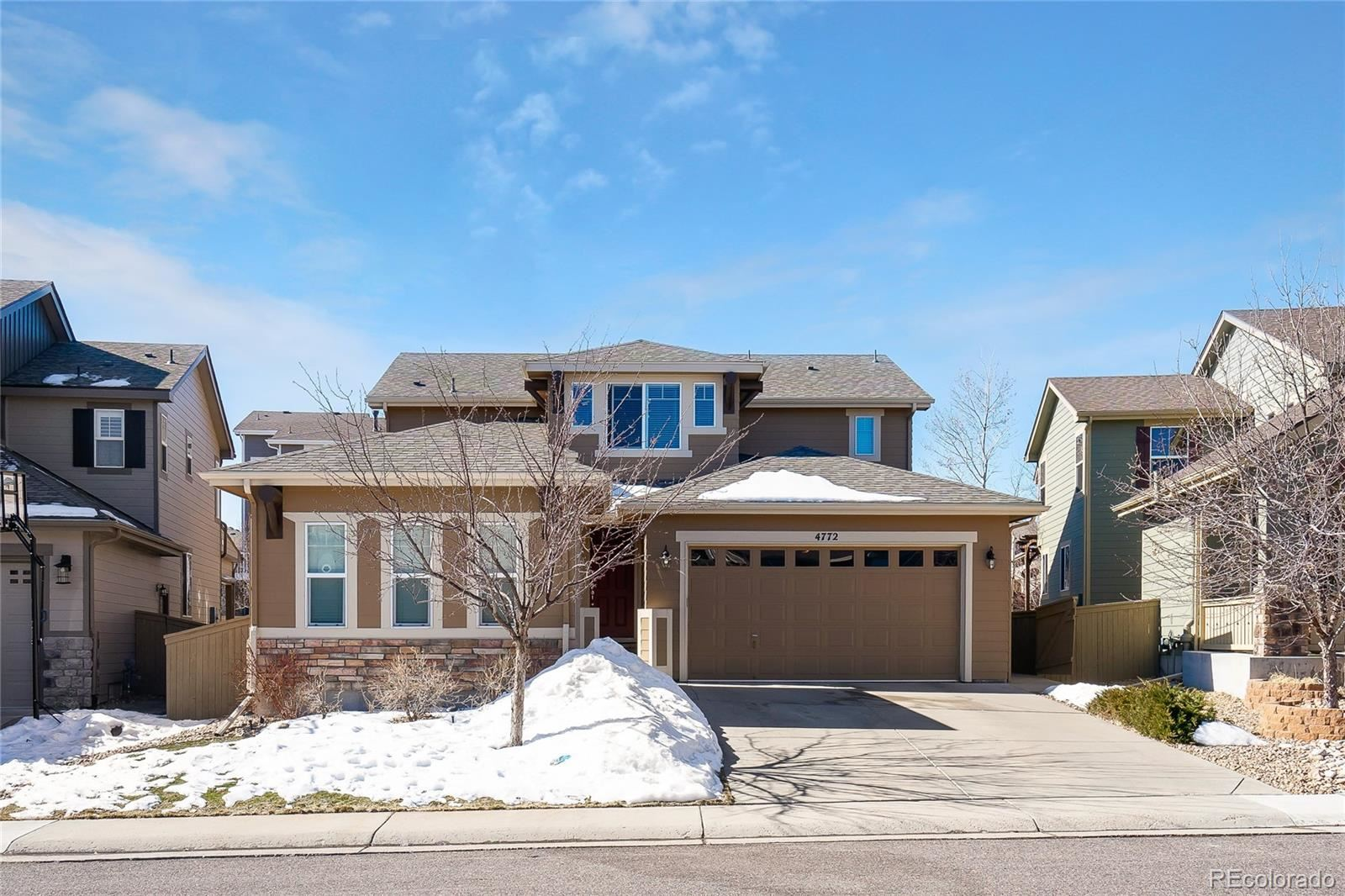 4772  Bluegate Drive, Highlands Ranch, CO 80130 - #: 6522870