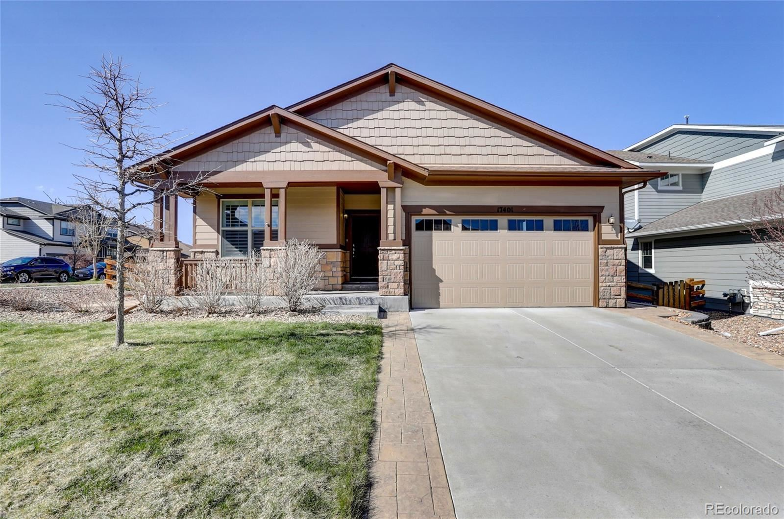 17401 W 83rd Place, Arvada, CO 80007 - #: 7013870