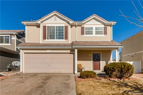 Photo of 19525 Robins Drive, Denver, CO 80249 (MLS # 9841871)