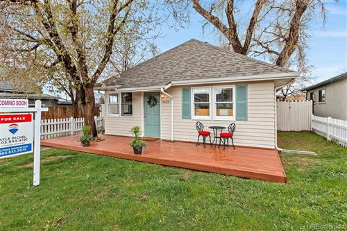 Photo of 4805 Chase Street, Denver, CO 80212 (MLS # 3531873)