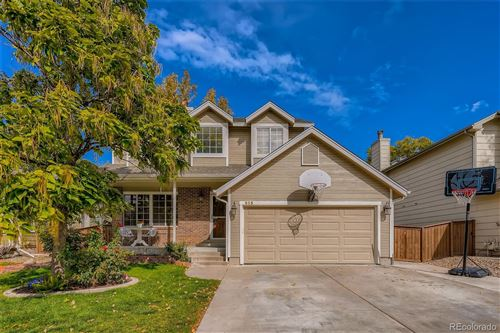 Photo of 935 Brittany Way, Highlands Ranch, CO 80126 (MLS # 3539873)