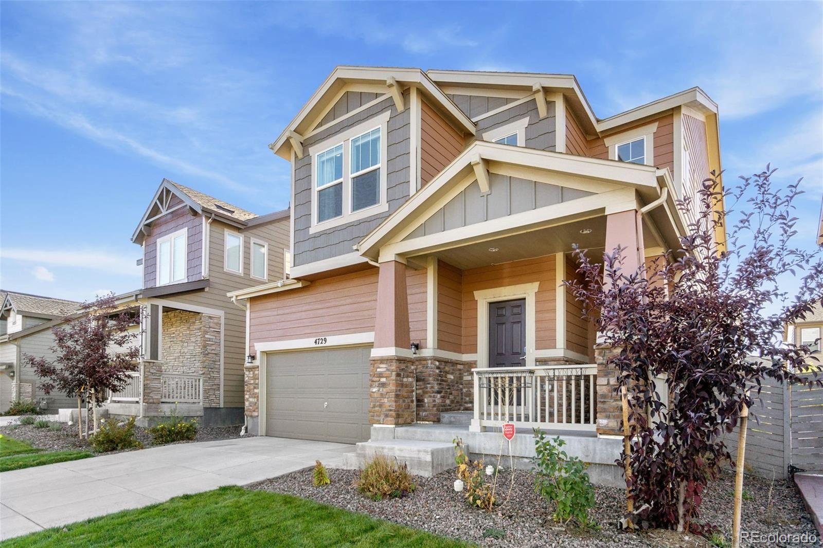 Photo of 4729 Helena Street, Denver, CO 80239 (MLS # 6387873)