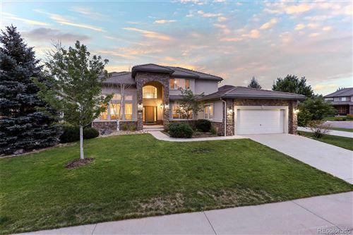 Photo of 5974 Topaz Vista Place, Castle Pines, CO 80108 (MLS # 9337874)
