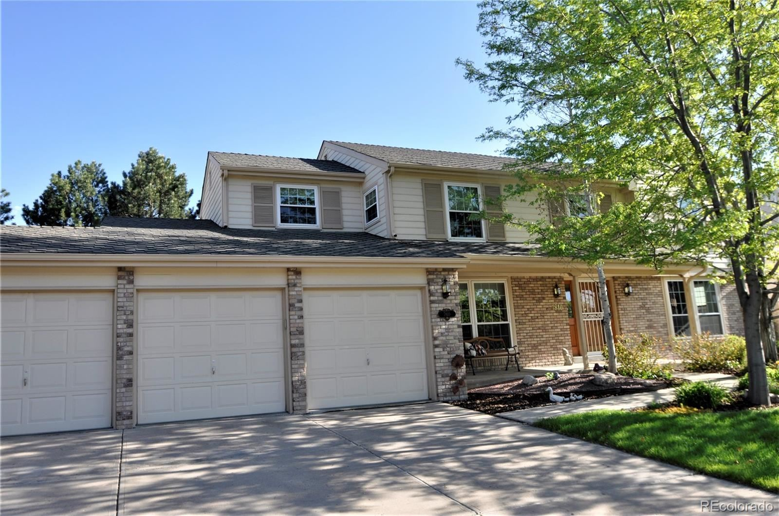 7810 W Quincy Drive, Lakewood, CO 80235 - #: 1749874