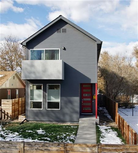 Photo of 3621 North Cook Street, Denver, CO 80205 (MLS # 3148875)