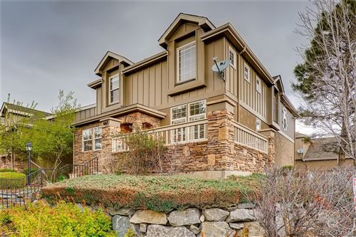 Photo of 668 Sherman Street, Castle Pines, CO 80108 (MLS # 3428876)