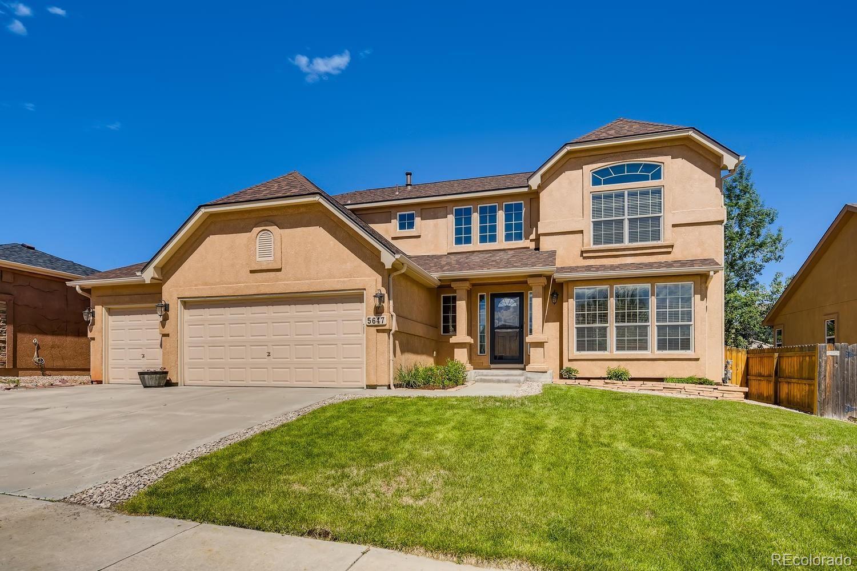 5647 Kenora Street, Colorado Springs, CO 80923 - #: 7036876