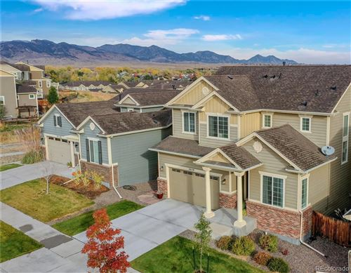 Photo of 16119 W 62nd Drive, Arvada, CO 80403 (MLS # 2533877)