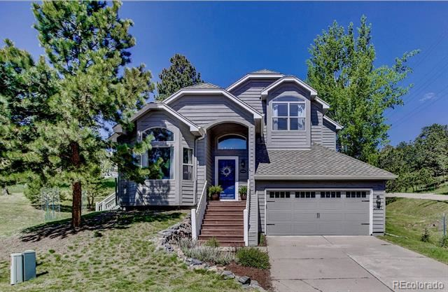 2857 Eagle View Court, Evergreen, CO 80439 - #: 3837877