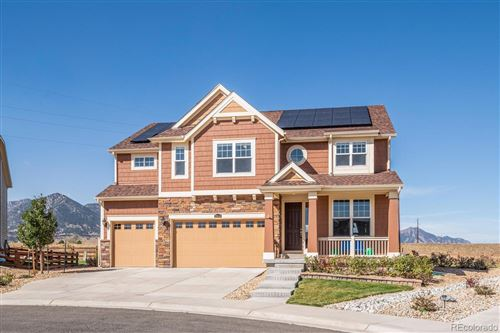 Photo of 20141 W 95th Place, Arvada, CO 80007 (MLS # 5023878)