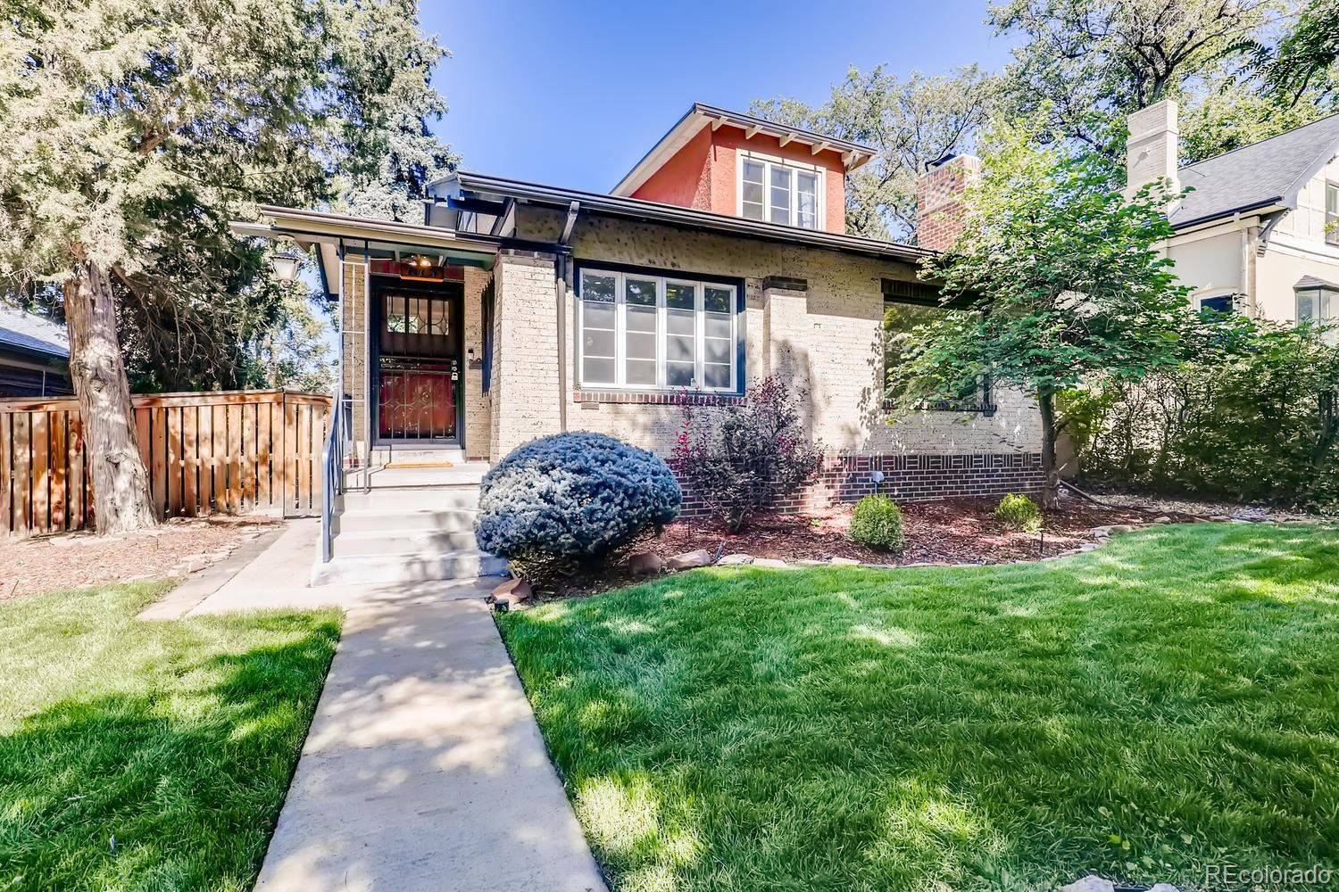 615 N Humboldt Street, Denver, CO 80218 - #: 3201878