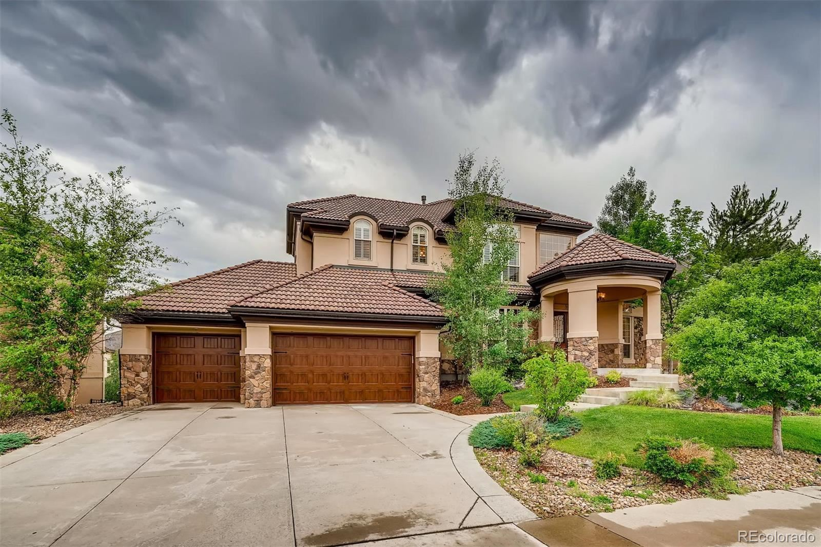 9561 S Shadow Hill Circle, Lone Tree, CO 80124 - #: 2674879