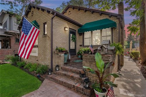 Photo of 626 S Washington Street, Denver, CO 80209 (MLS # 6747882)
