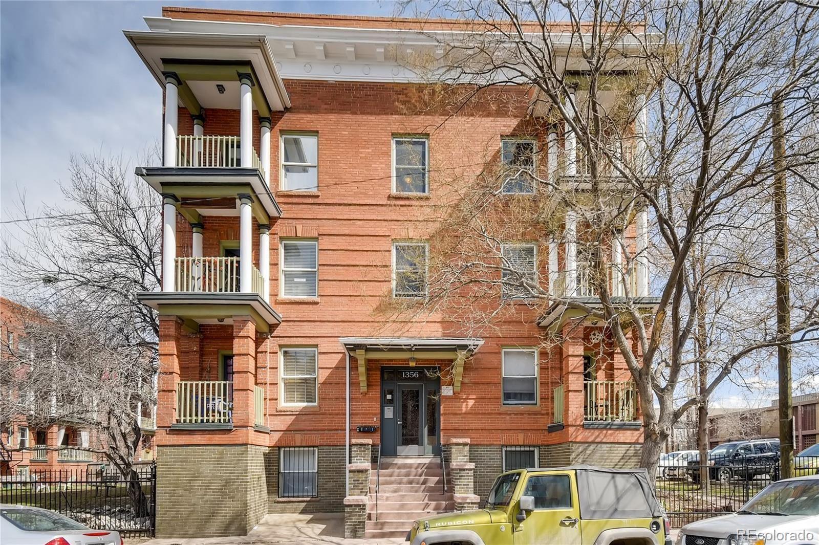 1356 Pearl Street #109, Denver, CO 80203 - #: 3605882