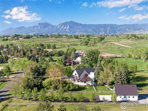 Photo of 4795 Valhalla Drive, Boulder, CO 80301 (MLS # IR941884)