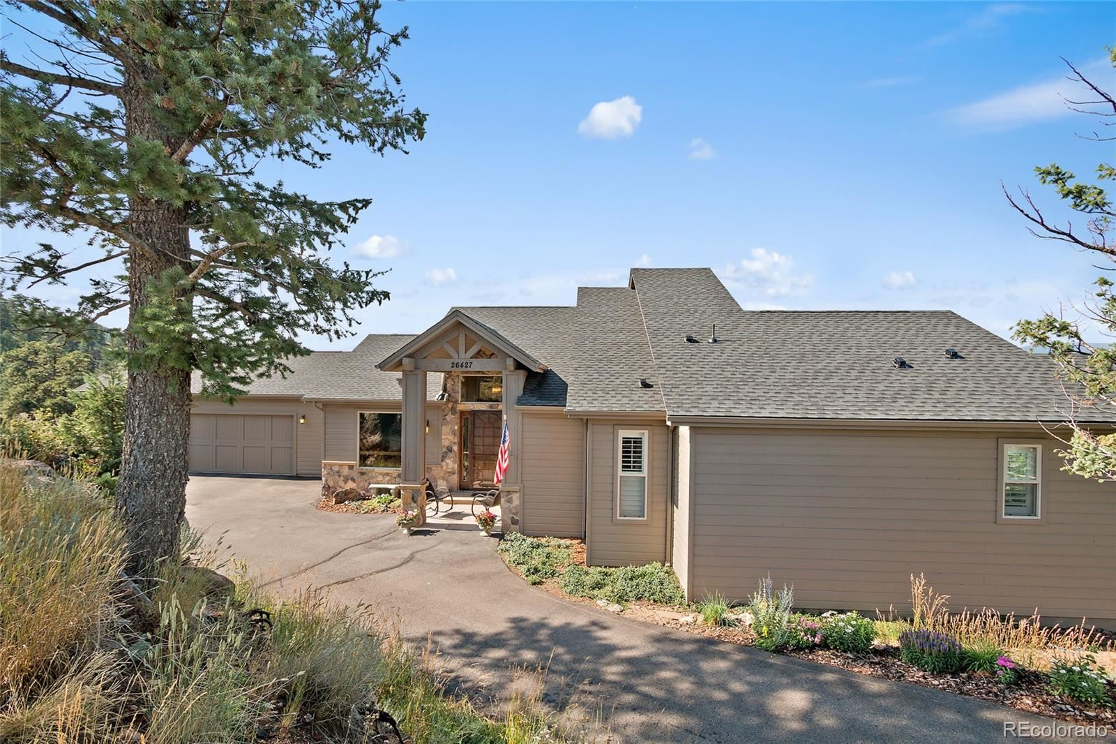 26427  Bell Park Drive, Evergreen, CO 80439 - #: 3846884