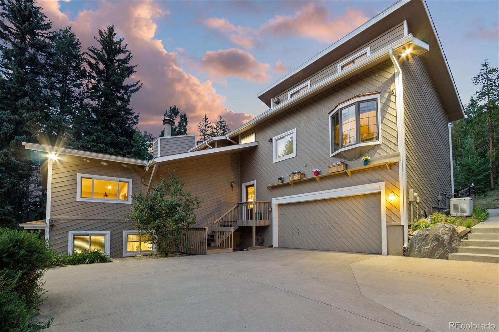 8280 Grizzly Way, Evergreen, CO 80439 - #: 6479884