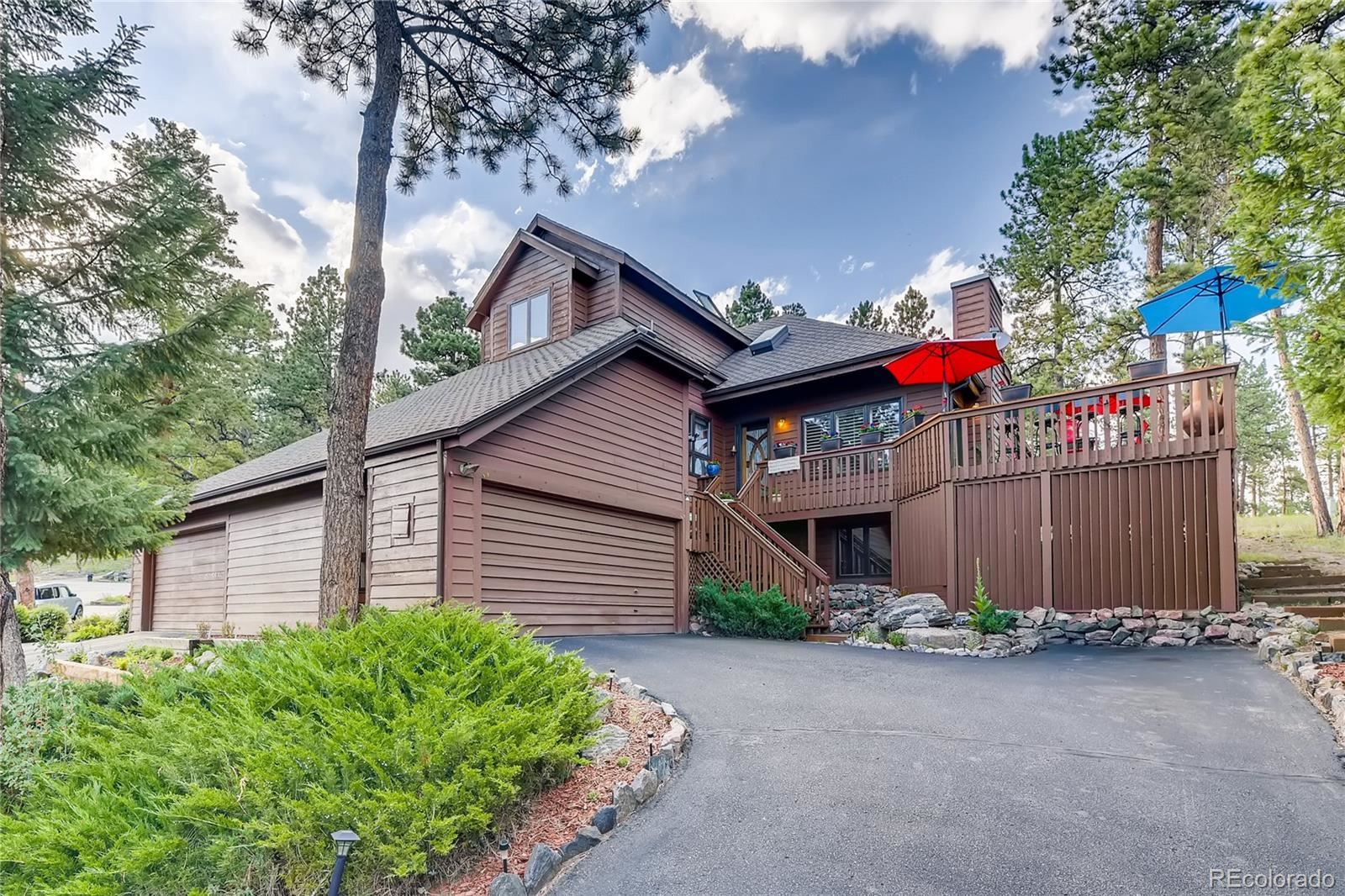 29857 Park Village Drive, Evergreen, CO 80439 - #: 5635886