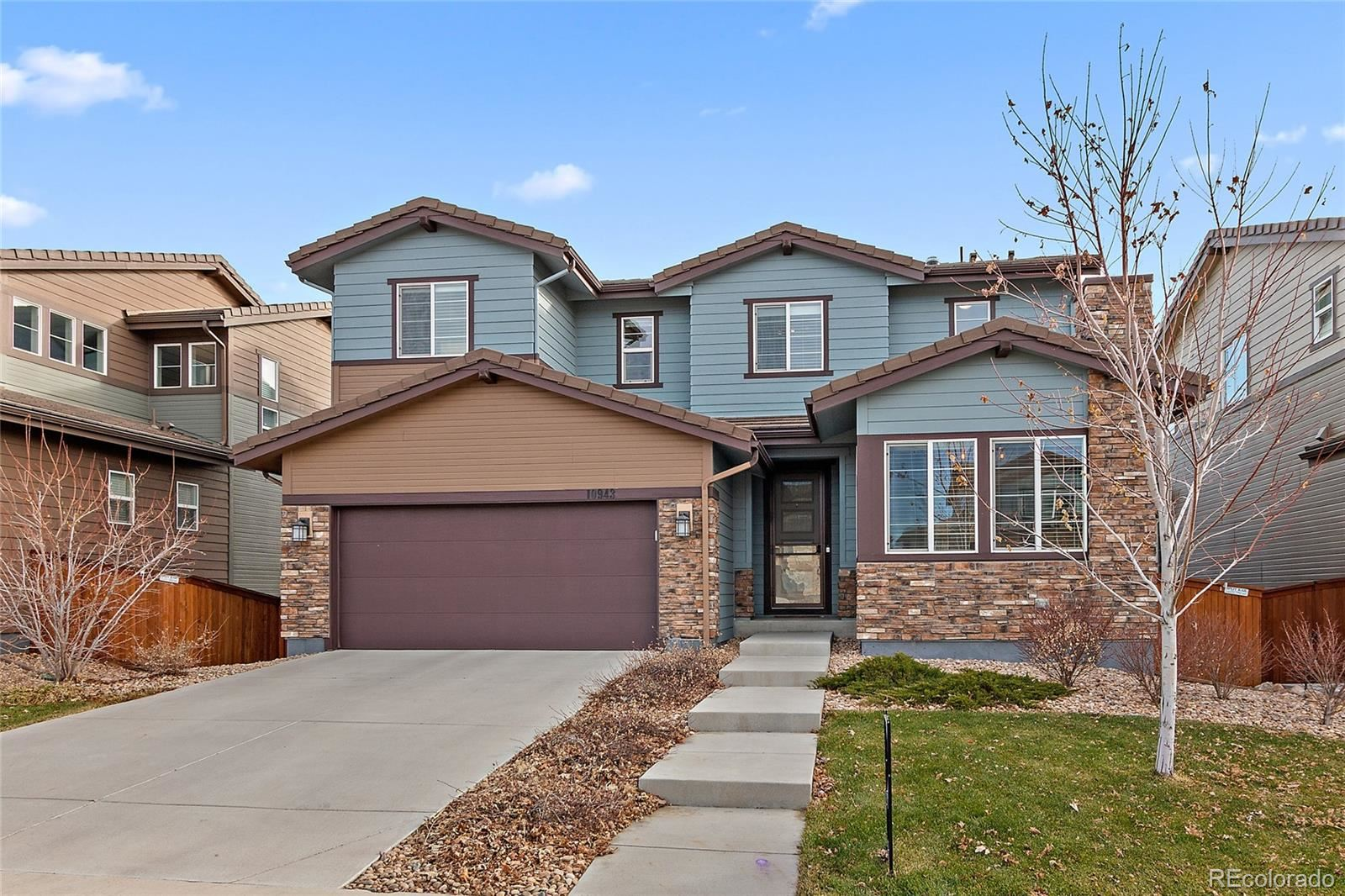 10943  Touchstone Loop, Parker, CO 80134 - #: 2421887