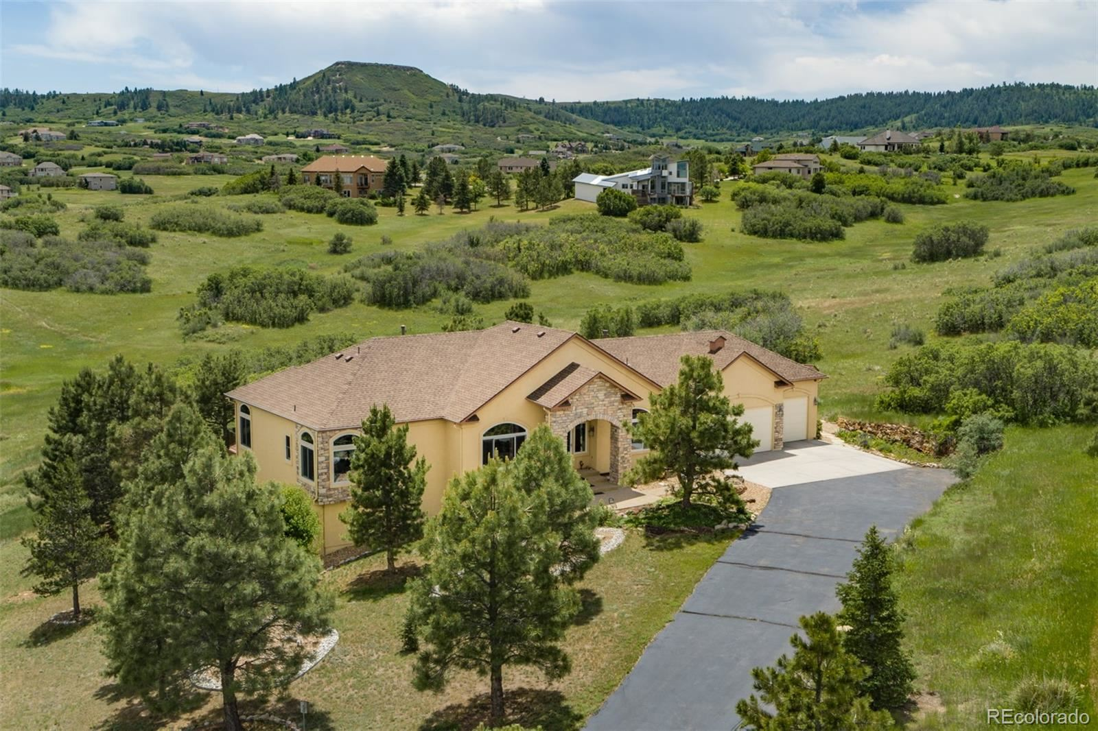 3599  Winterhawk Circle, Castle Rock, CO 80104 - #: 5389887