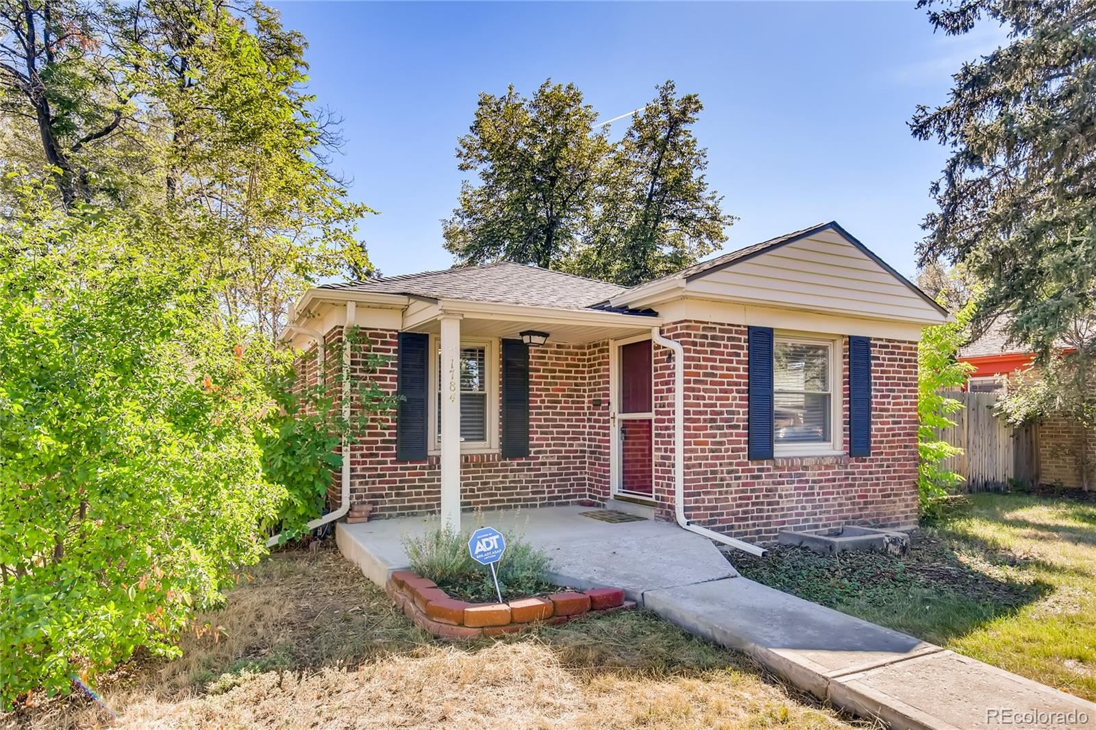Photo of 1784 Quince Street, Denver, CO 80220 (MLS # 3812888)