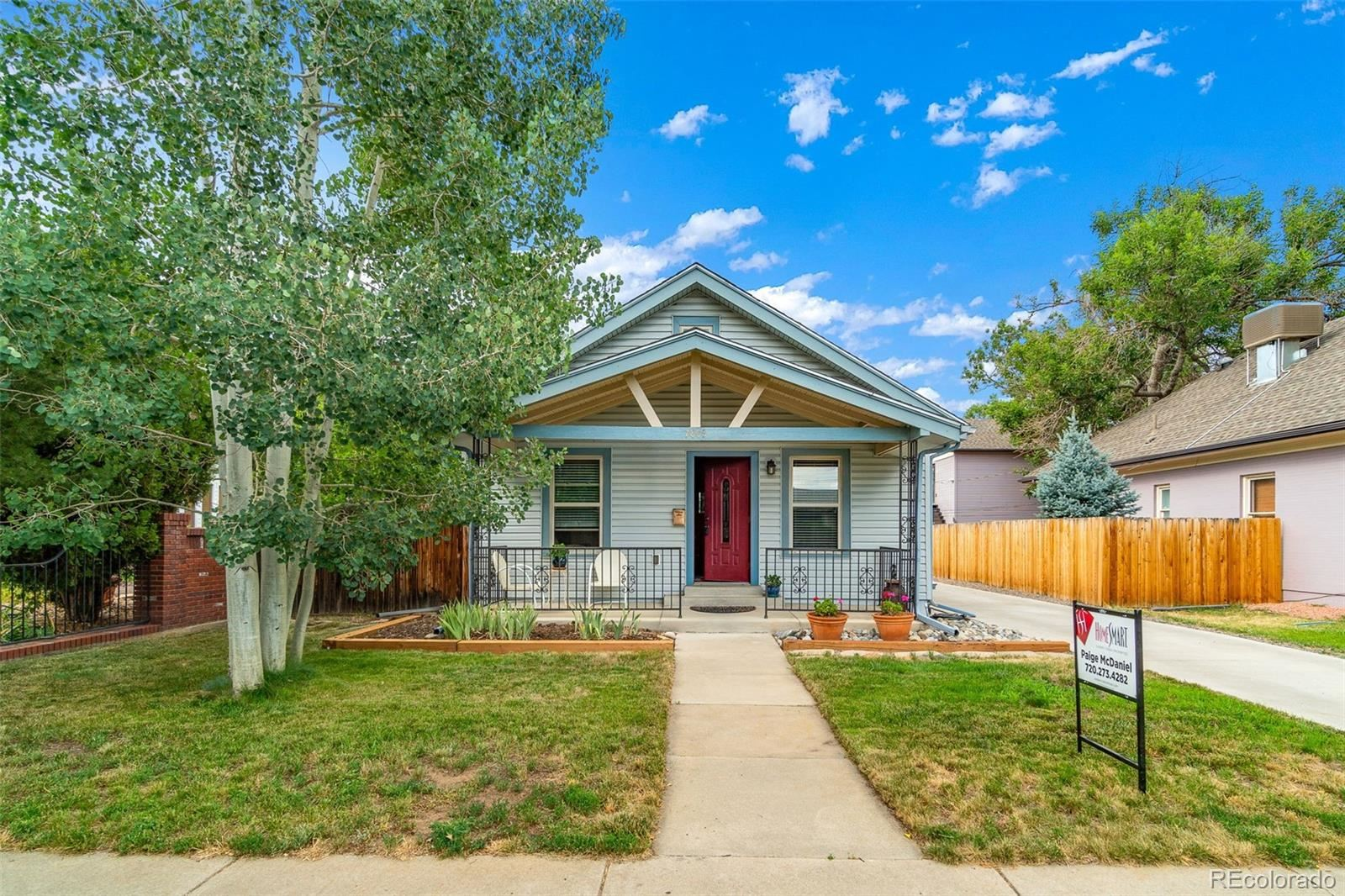 7803 Grandview Avenue, Arvada, CO 80002 - #: 6462888