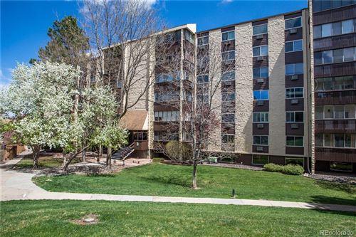 Photo of 6960 E Girard Avenue #204, Denver, CO 80224 (MLS # 8253889)