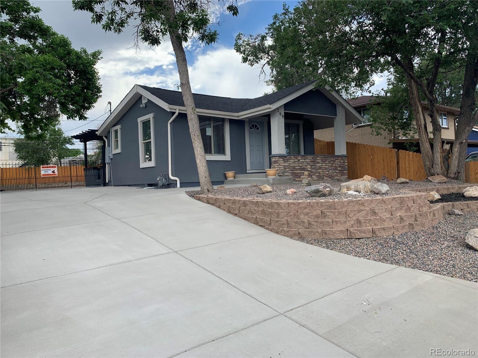 269 S Eliot Street, Denver, CO 80219 - MLS#: 6622889