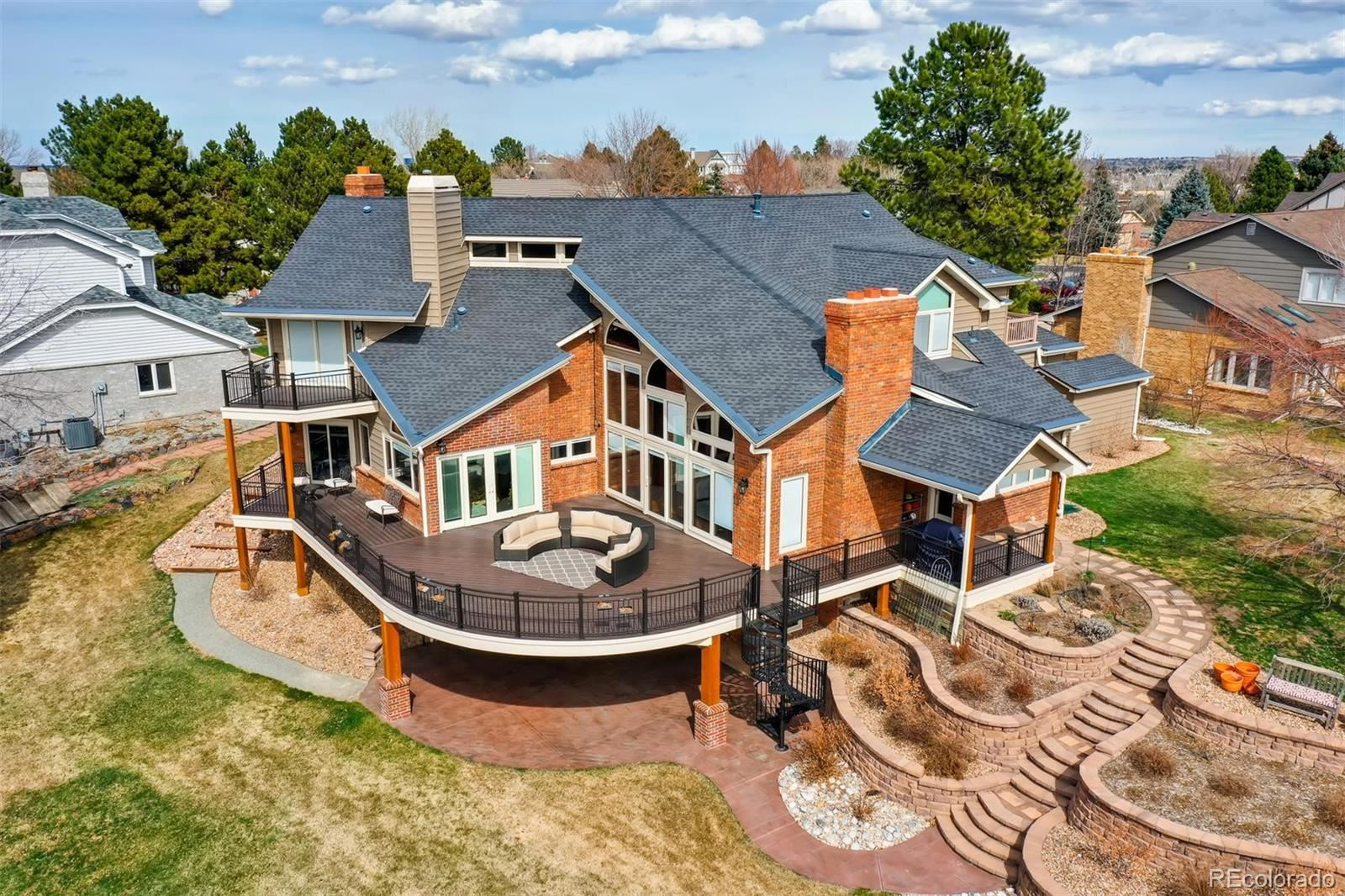 55  Falcon Hills Drive, Highlands Ranch, CO 80126 - #: 8535889