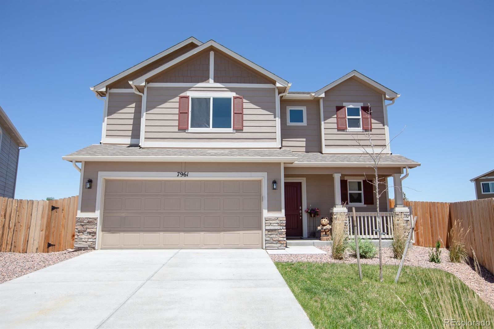 7961 Maiden Court, Peyton, CO 80831 - #: 2579891