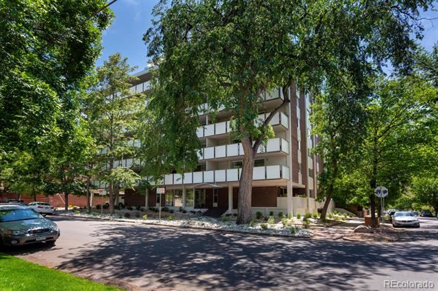 1090 North Lafayette Street #201 UNIT 201, Denver, CO 80218 - #: 9302891