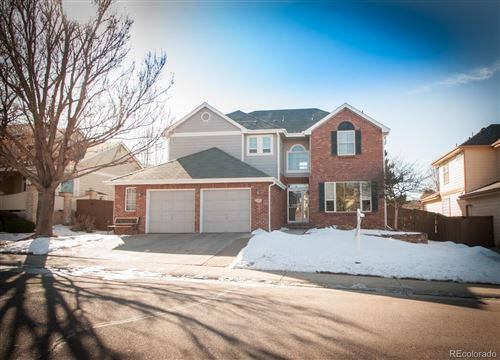 Photo of 2328 Weatherstone Circle, Highlands Ranch, CO 80126 (MLS # 3071894)