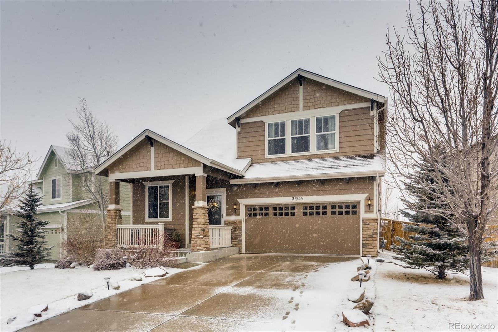2915  Night Song Way, Castle Rock, CO 80109 - #: 9308895
