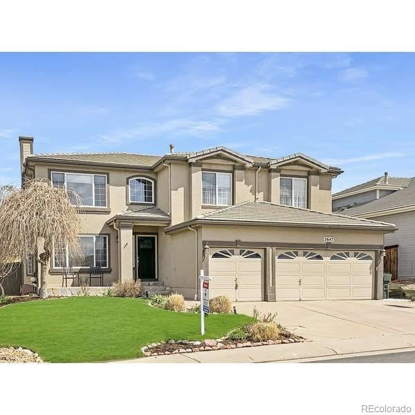 2647  Bitterroot Place, Highlands Ranch, CO 80129 - #: 6818896