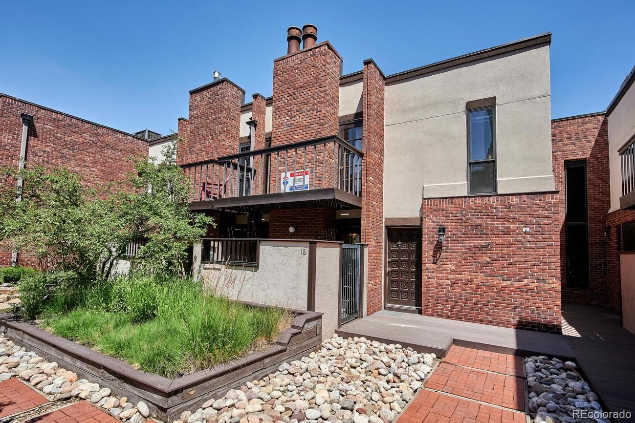 899 Pearl Street #16, Denver, CO 80203 - #: 9945898