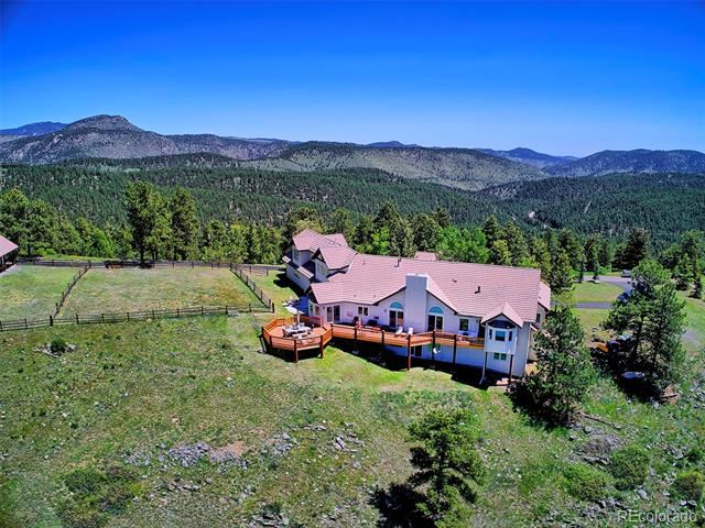 32900 Serendipity Trail, Evergreen, CO 80439 - #: 3975900