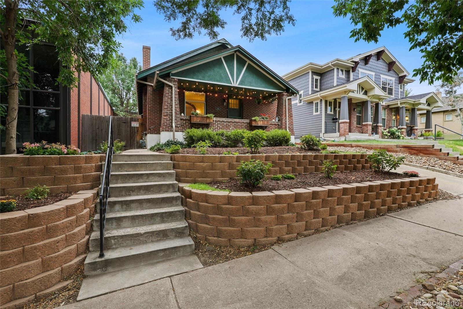 3412 W Hayward Place, Denver, CO 80211 - #: 8074900