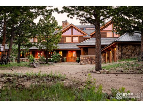 Photo of 11780 Gold Hill Road, Boulder, CO 80302 (MLS # IR944901)