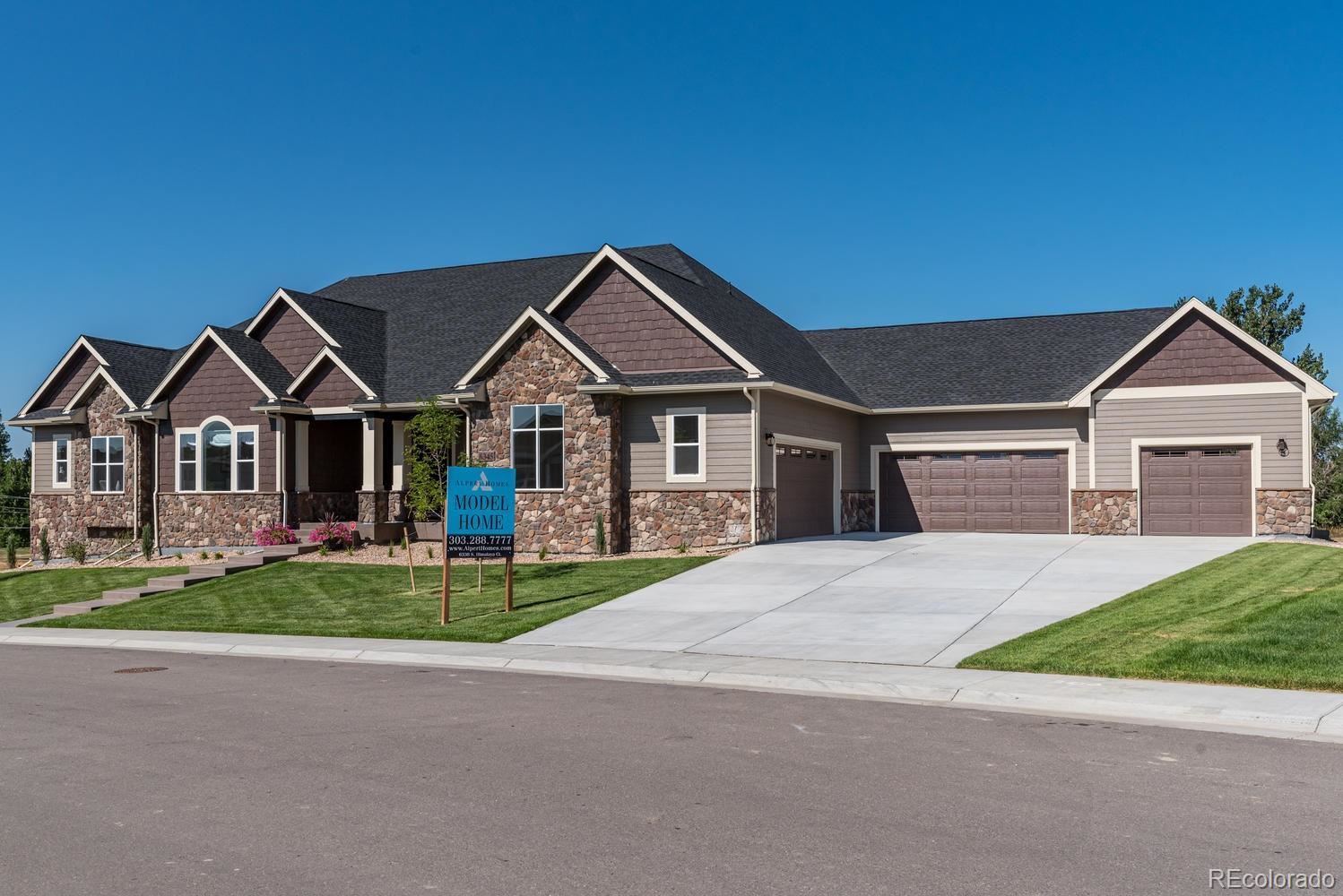 6345 S Himalaya Court, Centennial, CO 80016 - #: 2456901