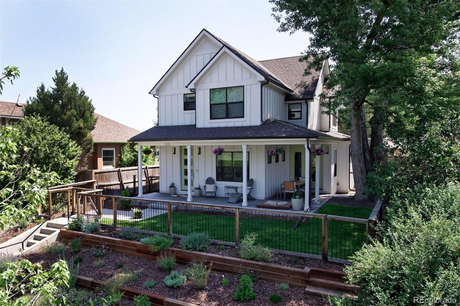 1532 S Ogden Street, Denver, CO 80210 - #: 5922902